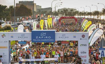 Maratón Palma 2018