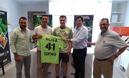 Nuevo patrocinador del Palma Futsal